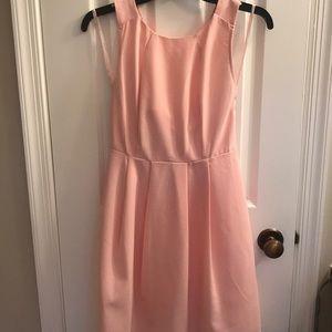 Boutique pink sundress